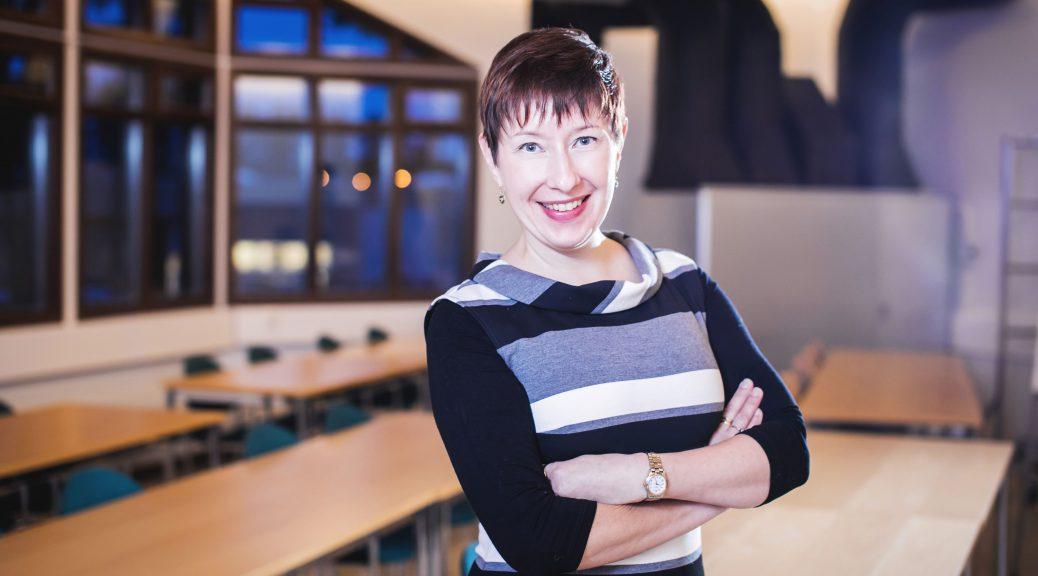 Sonja Häggman, daglig leder i Exvent.no
